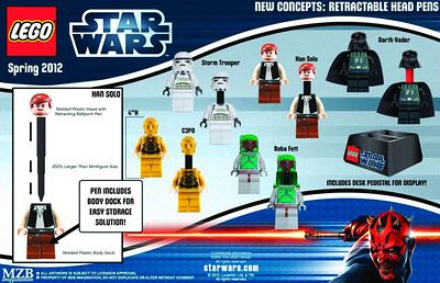 LEGO Star Wars Pens