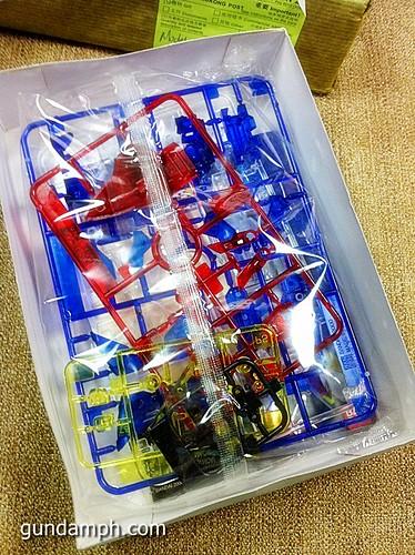 Buying Gundam Gunpla From HongKong SD Wing Commemorative Edition (1)