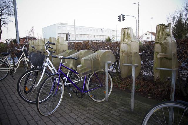 Copenhagenizecom Bicycle Urbanism By Design Plastic