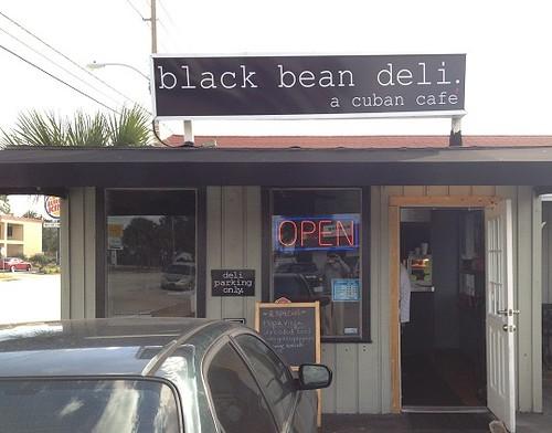 Black Bean Outside