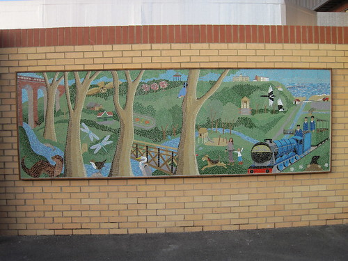 Saltburn Mosaic 5