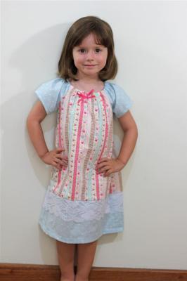"""""""Finally... a dress for ME"""" says Hannah..."""