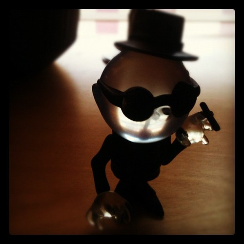 Mr. Invisible by rutroncal