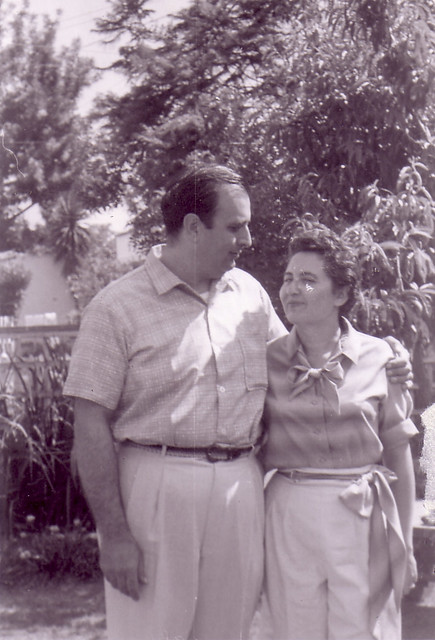 Bill and Lucielle Neuman
