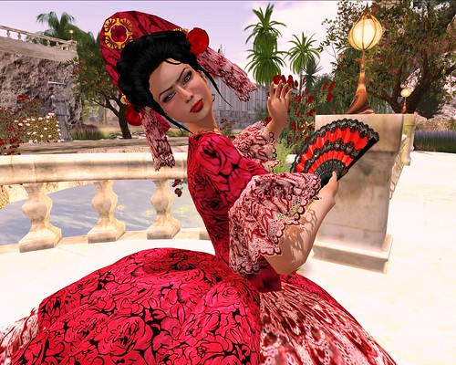 Frida Flamenco  by Riviera Medier
