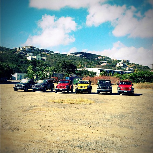 Choose a flavor.. Assorted #colors #jeep #wrangler