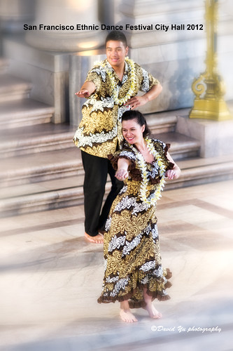 San Francisco Ethnic Dance Festival City Hall 2012 by davidyuweb