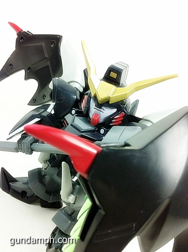 SD Gundam Online Deathscythe Hell Custom Toy Figure Unboxing Review (28)