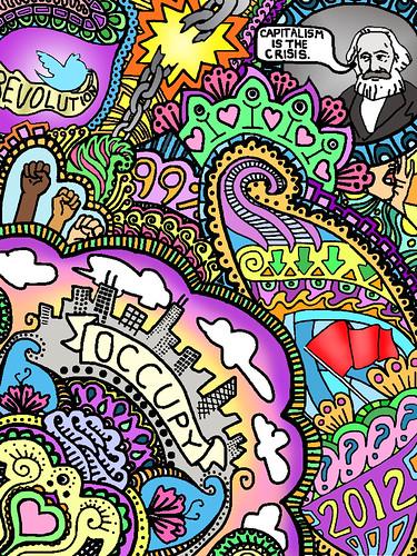 Occupy Art 2012 by nwbtcw