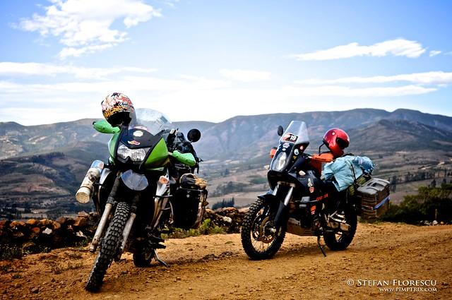 KLR 650 Trip Bolivia 214