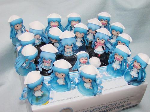 Mini-Ika Musume!