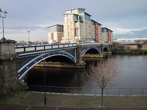 Victoria Bridge Stockton