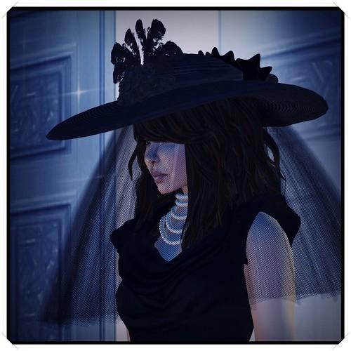 Lady Kate Mourning