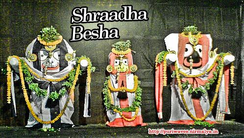 Shraadha Besha –  Costume Of Lord Jagannath