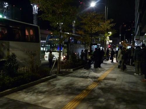 日比谷, 宮城県南三陸町で瓦礫撤去ボランティア(レーベン号) Volunteer at Minamisanrikucho, Miyagi pref. Entire town destroyed by the tsunami of Great East Japan Earthquake