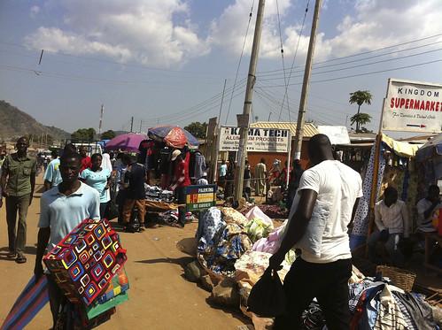 Dutsen Alhaji Market by Jujufilms