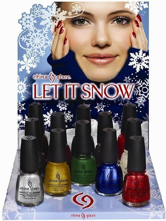 Let It Snow Collection - Promotional Photo (1)