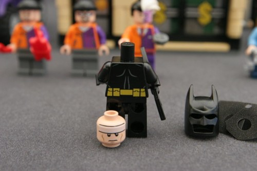 6864 The Batmobile and the Two-Face Chase - Batman 6