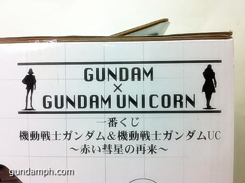 Banpresto Gundam Unicorn Head Display  Unboxing  Review (11)