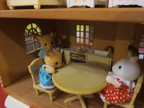Sym's Calico Critters