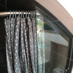 Shower Curtain Rail Set Into Vaulted Ceiling Mattinglyltd