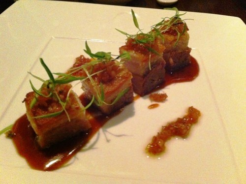 Pork Belly, Nobu
