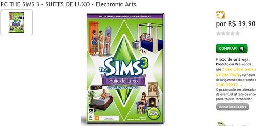 Brazilian Simmers - Pre-Order Master Suite Stuff