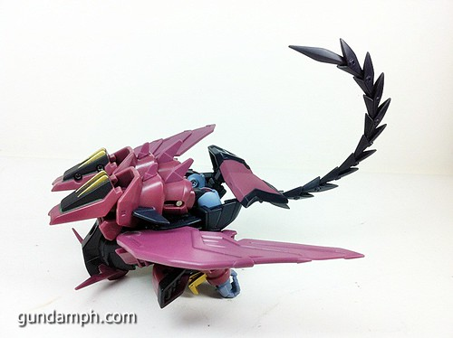 SD Gundam Online Capsule Fighter EPYON Toy Figure Unboxing Review (50)