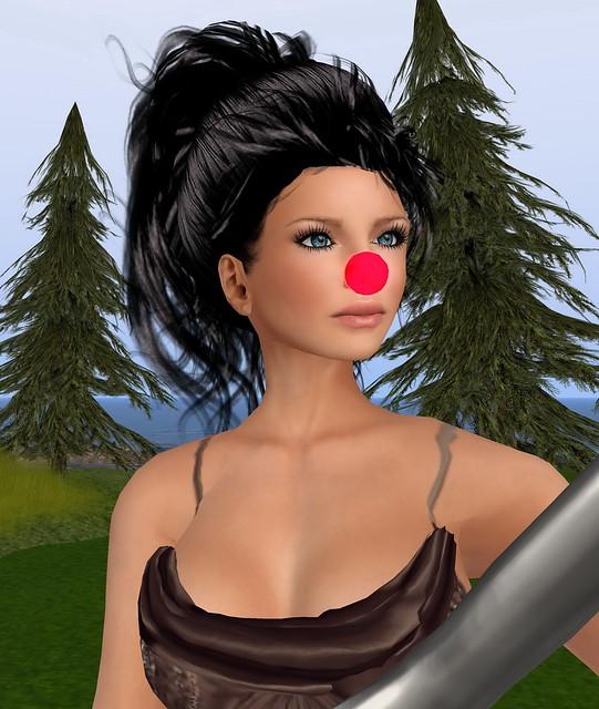 Blinking Clown Nose