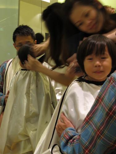 new haircut 3