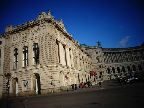 Wien, 1. Bezirk, Art of Facades of Vienna (Hofburg), Festsaaltrakt