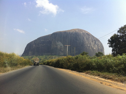 Zuma Rock by Jujufilms