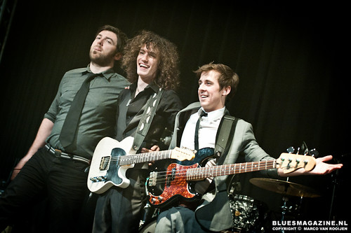 Oli Brown & Band