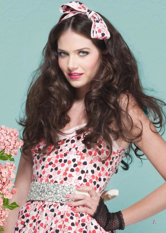 Spring:Summer 2011:12 Collection - Promotional Photo (1)