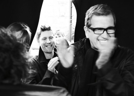 Autumn:Winter 2009 Campaign - Behind The Scenes (21)