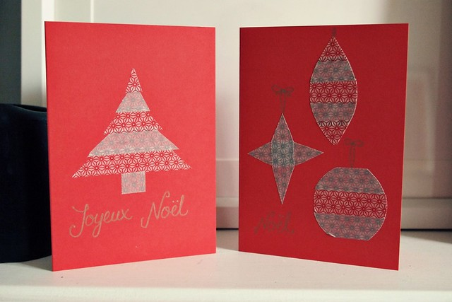 Quick Diy Christmas Cards What Katie Does