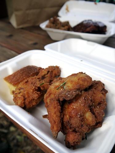 Thomas Keller's Addendum, Yountville - Buttermilk Fried Chicken