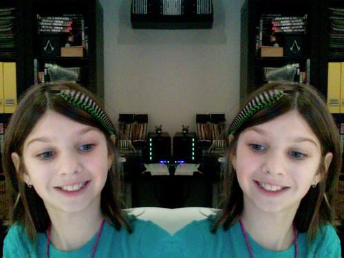 Sym's New Hair x 2