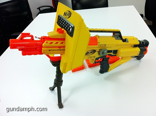 NERF Sale 50% Off Stampede Raider Recon Unboxing Review (34)