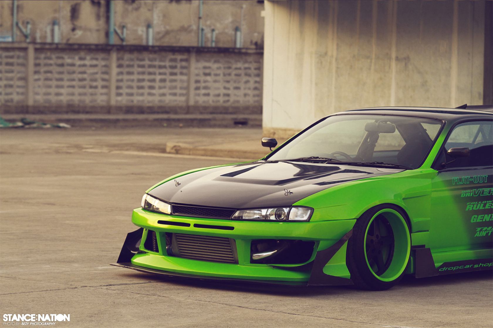 Fast And Furious Hd Wallpapers 1080p One Wild S14 Stancenation Form Gt Function