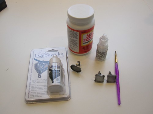 Resin jewelry materials