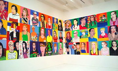 Frank Gaard Portraits At The Walker: Poison & Candy