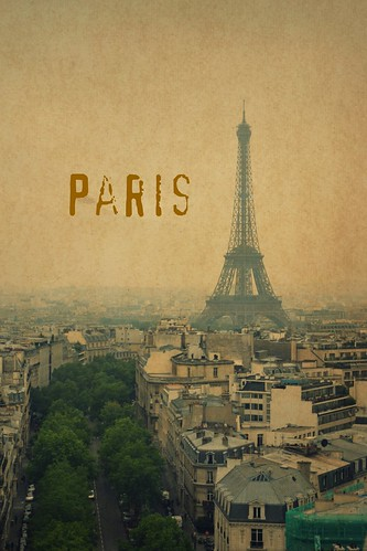Paris, je t'aime... by Luke A. Bunker