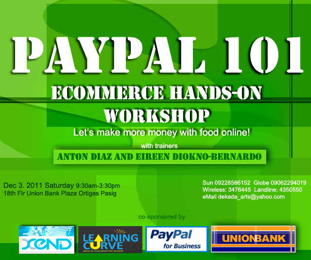 Paypal 101