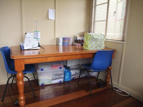 Craft Room Sneak Peek 1