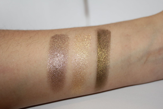 l'oreal infallible eyeshadow swatch and review