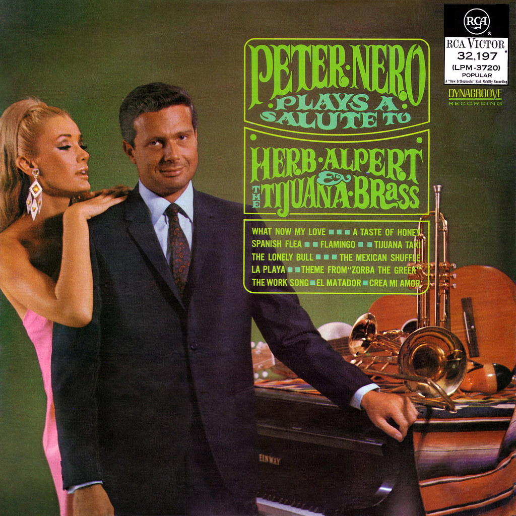 Peter Nero Plays a Salute to Herb Alpert