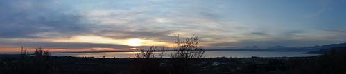 sunset 17 dic 2011