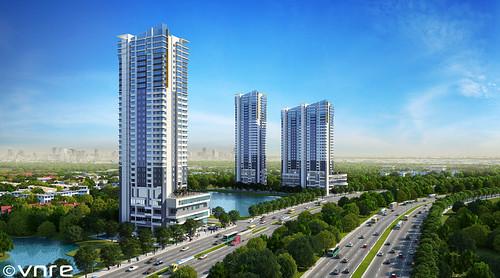 HCMC: Lakeside Towers