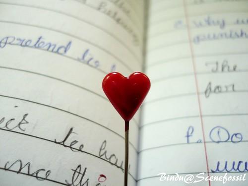 Book & Heart